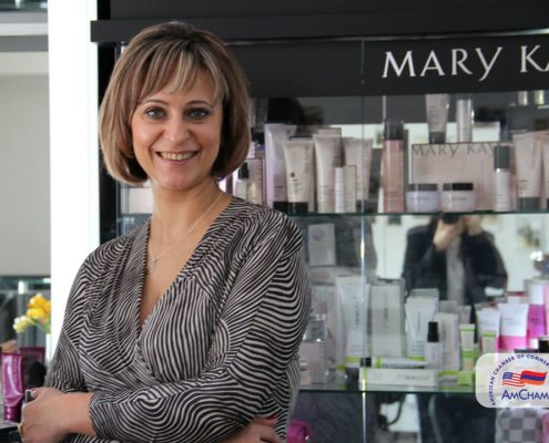 Beauty Master-Class with Mary Kay Armenia