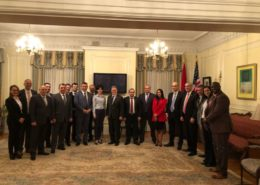 Trade and Investment Framework Agreement Council meeting