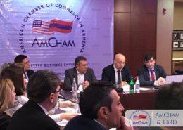 AmCham and EBRD