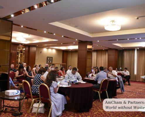 AMCHAM AND UMBA: WORLD WITHOUT WASTE