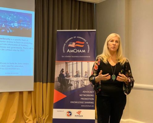 Presentation on 21st Century Business Culture, Trends and Required Soft Skills by Ms. Eileen Brewer, Global Consultant, International Speaker and Trainer